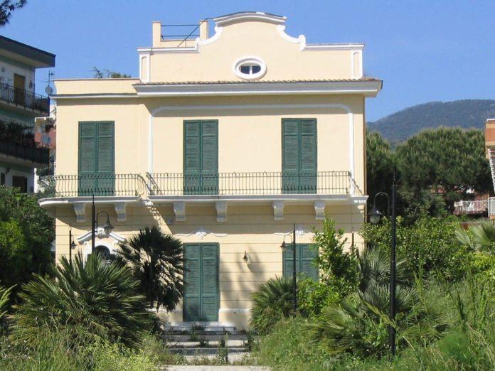 Villa De Nicola a Torre del Greco: de Magistris approva il progetto definitivo dei lavori