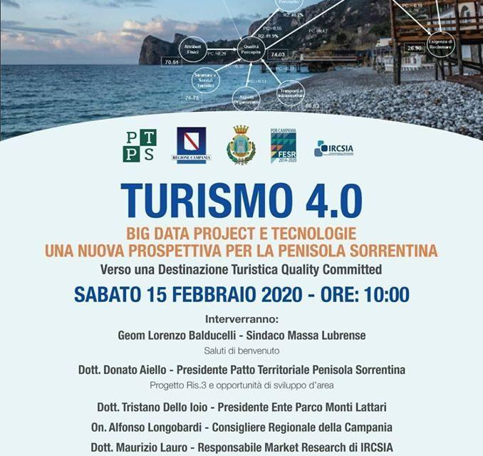 A Massa Lubrense un workshop sul Turismo 4.0