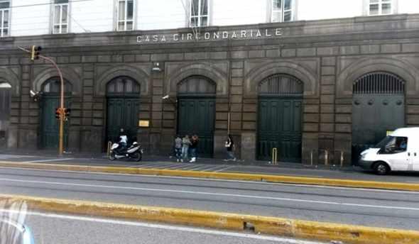 Napoli. Termoscanner al carcere di Poggioreale Napoli: primo in Italia