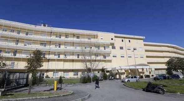 Ospedale di Boscotrecase, chiuso il pronto soccorso: solo malati di Coronavirus,