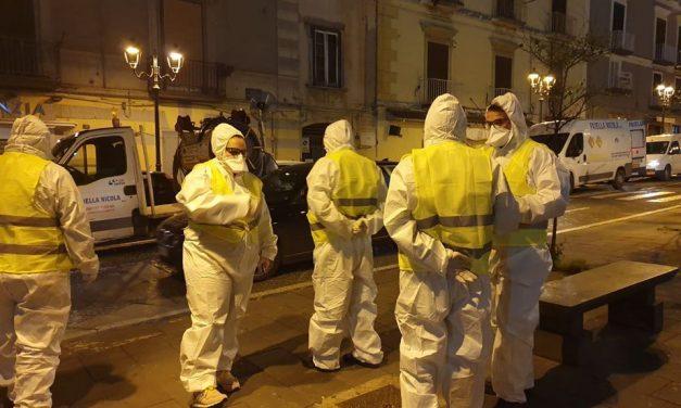 """Coronavirus a Torre del Greco, la sanificazione delle strade e la comunicazione """"sciacalla"""""""