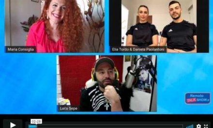 Remoto Talk Show: #iorestoacasa… Mi alleno e mi diverto! [VIDEO]