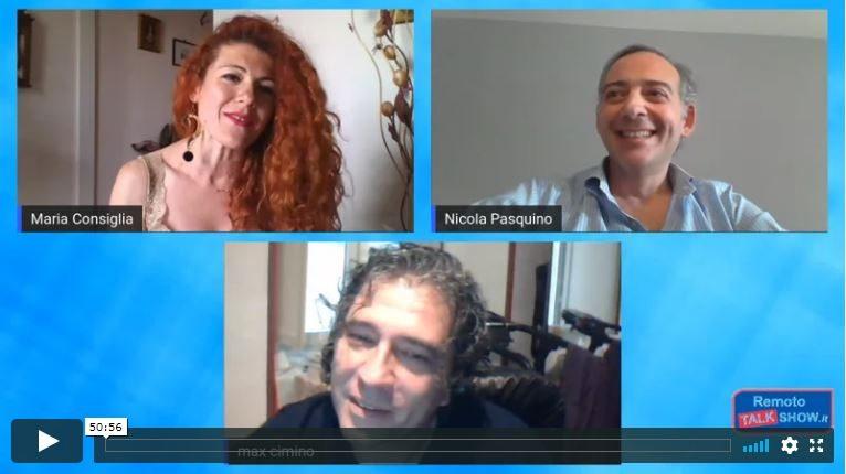 Remoto Talk Show: #iorestoacasa… Mi diverto e mi informo sul 5G!