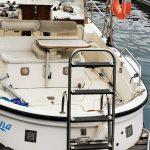 Barca alla deriva senza equipaggio: è giallo