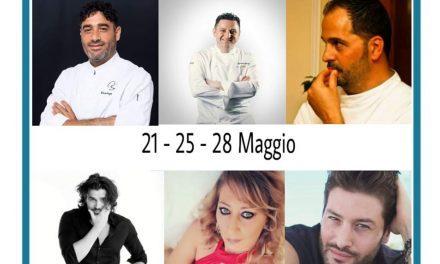 Tre chef stellati ai fornelli delle mense sociali di Napoli, Torre del Greco e Pompei
