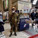 Fase 2 Campania – Rientri del 6 maggio, altri 10 positivi al test rapido