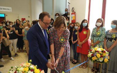 Inaugurato il Centro Stabia per l'Inclusione Attiva