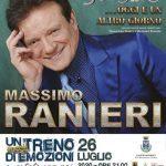 Portici, disponibili ancora pochi posti per il concerto di Massimo Ranieri