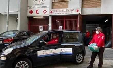 Senza vergogna, rubata la macchina della Croce Rossa