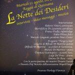 """Castellammare, martedi c'è """"La Notte dei Desideri"""". Ecco come avere i biglietti"""