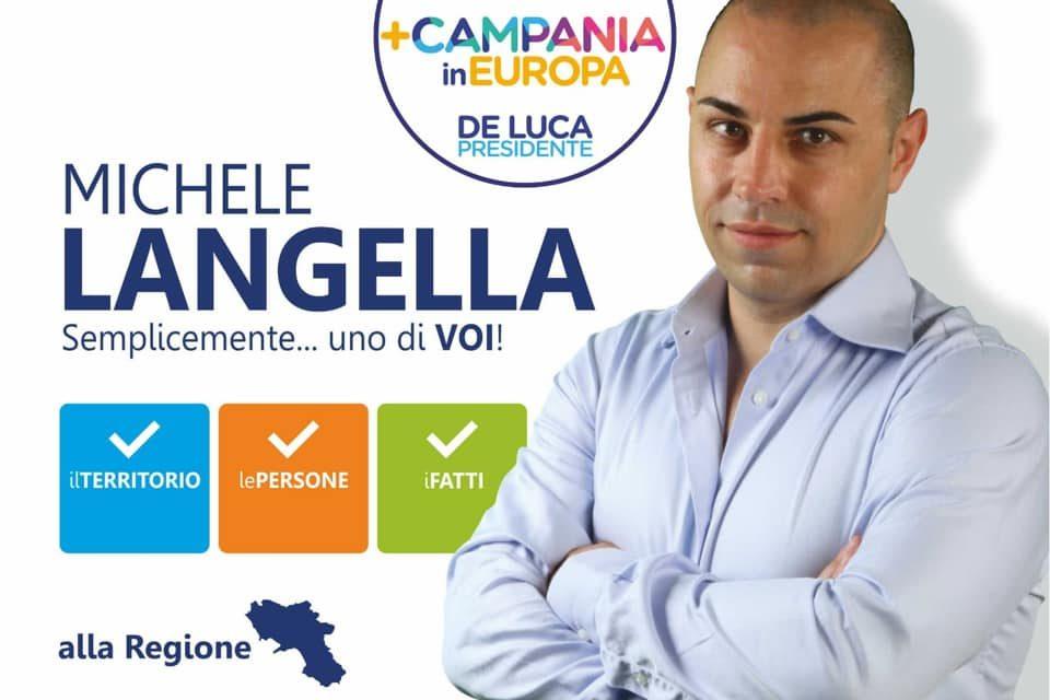 Regionali 2020. Anche il consigliere comunale Langella tra i candidati torresi (e sono 7!)