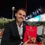 Ercolano, il compositore Balzano premiato alla Mostra di Venezia
