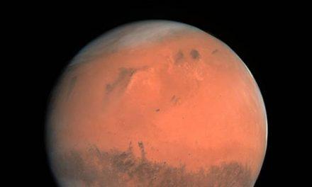 Marte, una rete di laghi salati sotto i ghiacci del polo Sud. Scoperta da scienziati italiani
