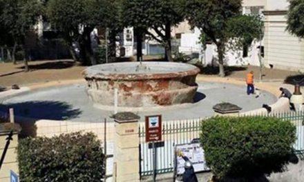 Pompei, cercasi sponsor per la Fontana Fonte salutare