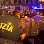 Proteste Napoli: migliaia in piazza contro De Luca, pochissimi i violenti: due arresti
