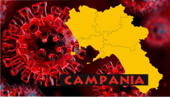 La Campania resta gialla. A Napoli impennata di contagi dopo Natale