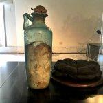 Al Mann riscoperta grazie ad Alberto Angela la bottiglia d'olio più antica al mondo