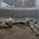 Nuova scoperta, Pompei: ritrovati due corpi intatti
