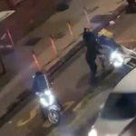 Rider picchiato, fermati sospettati ci sono anche minori: recuperato il motorino