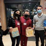 Un cheesburger di solidarietà per i bambini napoletani – La cooperativa Eco con McDonald's, Divella e Banco Alimentare