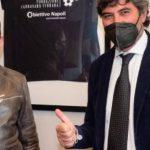 Donazione alla Fondazione Cannavaro Ferrara da parte di Gianni Lanciato, il rider derubato dello scooter lo scorso gennaio