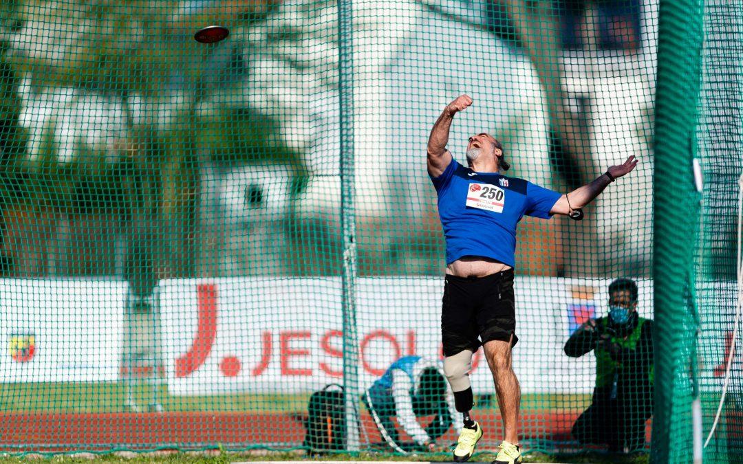 Atletica paralimpica, Assoluti di Concesio: Russo ancora primato italiano nel peso. Legnante-super anche nel disco