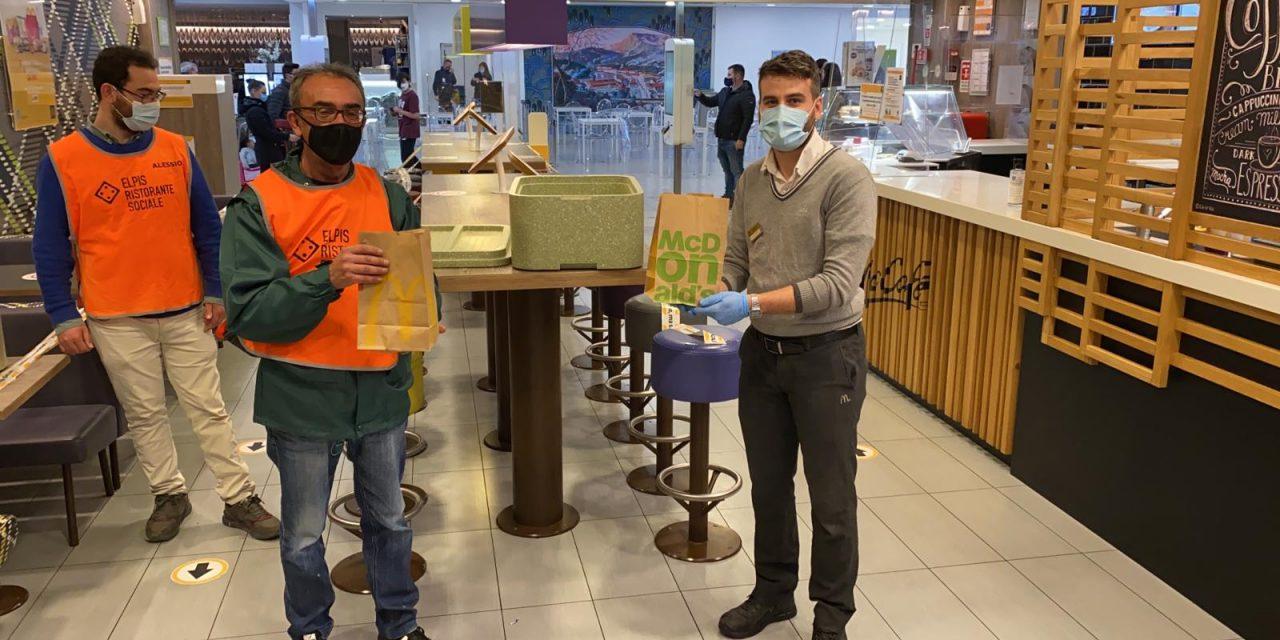 McDonald's Salerno e Potenza in campo per la solidarietà