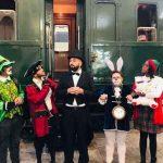 Un Museo da Favola: a Pietrarsa torna a fischiare il treno della fantasia