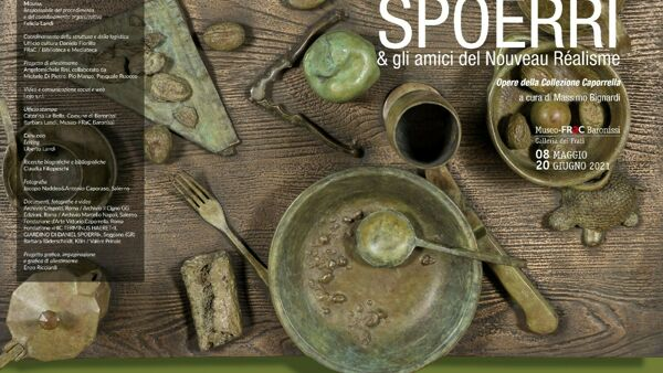 "Al Museo FRaC la mostra ""SPOERRI & gli amici del Nouveau Réalisme"""