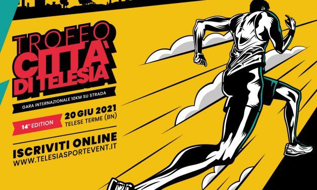 Trofeo Città di Telesia – Confermata la data del 20 giugno 2021