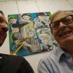 """Torresi per Sgarbi in """"La bellezza è sempre contemporanea"""" presso Galleria La Pigna a Roma"""