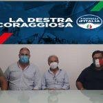 FdI Torre del Greco, Pinto è il nuovo responsabile enti territoriali: «Primo impegno: rendere possibile firmare al Comune per il referendum sulla Giustizia»