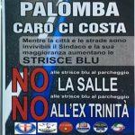 Torre del Greco, strisce blu: centrodestra in piazza per firme contro Palomba