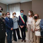 Aperto centro antiviolenza all'interno della Tenenza dei Carabinieri di Ercolano