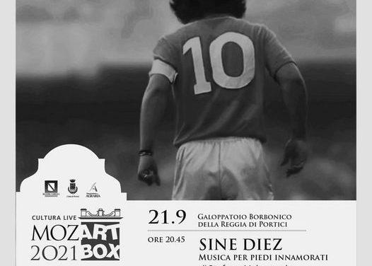 """A Portici per """"Sine Diez"""" ancora gli ultimi biglietti disponibili"""