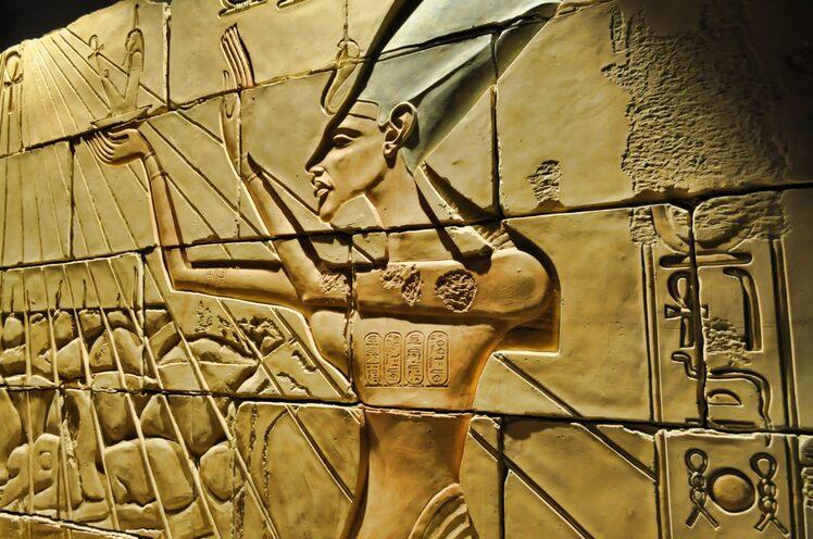 """""""Tutankamon, viaggio verso l'eternità"""" fino all'8 maggio 2022 🗓"""