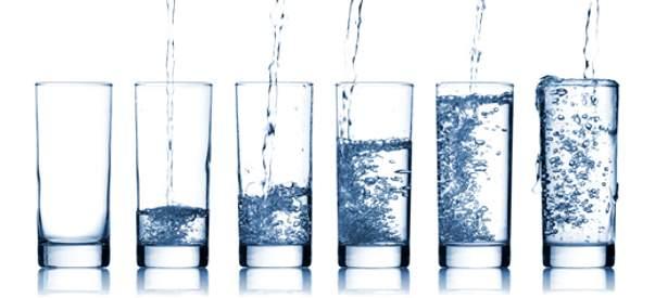 L'acqua minerale diventa protagonista