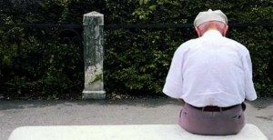 Anziani-Solitudine