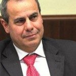 Il sindaco Ciro Borriello in giro per le scuole