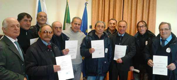 Rifiuti, Borriello premia 8 dipendenti