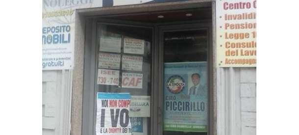 Raid al comitato elettorale, Piccirillo denuncia su Facebook