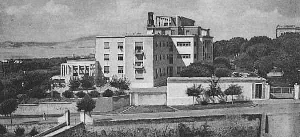 Lo sviluppo della città a settentrione  del centro storico tra ottocento e novecento