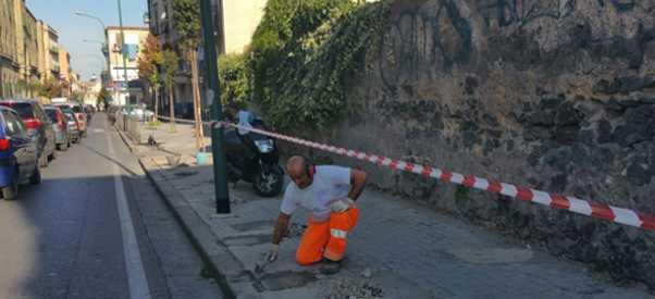Sicurezza stradale, al via la rimozione dei paletti-pericolosi