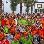 Centinaia di atleti per la Festa regionale del minibasket