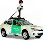 Avvistata la Google Car per le strade torresi