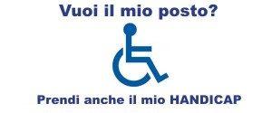 Handicap-Auto-Disabile