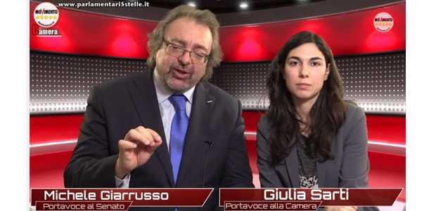 M5S, Napolitano e Berlusconi: ieri un caffè oggi muore il 416ter
