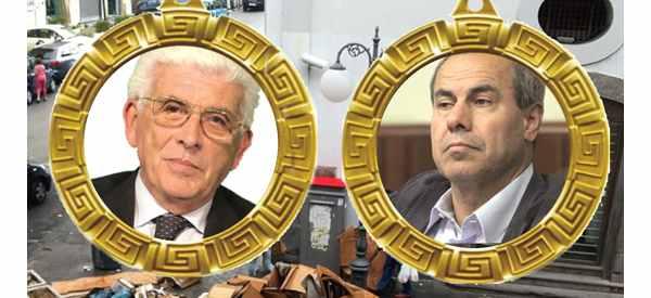 Sui rifiuti Borriello e Malinconico due facce della stessa medaglia