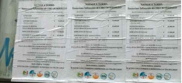 Spese pazze, l'opposizione attacca Borriello
