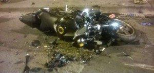 Moto-Incidente-Via-Ungheria-2014